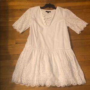 Banana Republic BRAND NEW white dress
